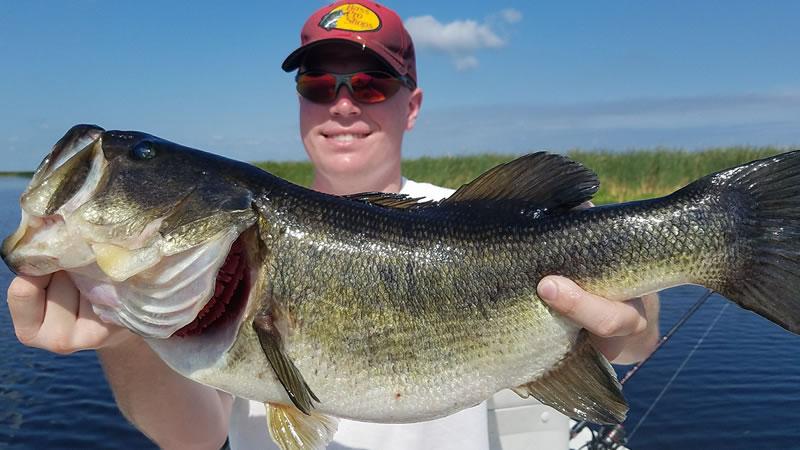 Trophy Okeechobee Fishing Charter