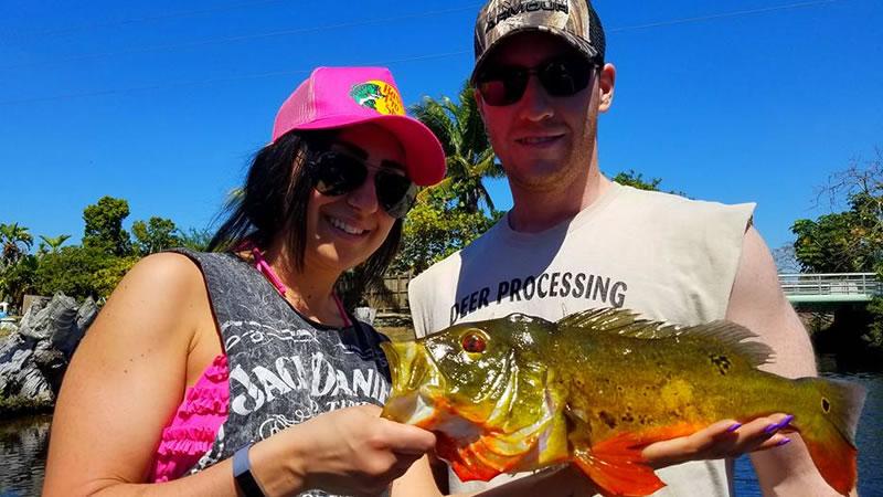 Summer Exotic Bass Fishing