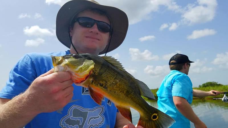 Aerojet Exotic Bass Fishing 2