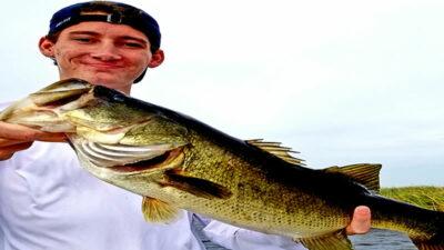 Bass Fishing Trip in Okeechobee 1