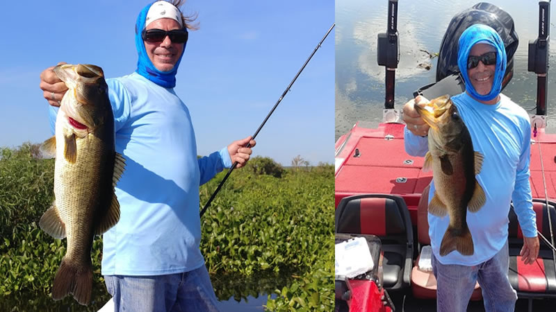 Kenansville Bass Fishing Charters in Central Florida