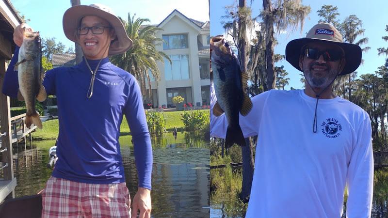 Weekend Bass Fishing Charters 1