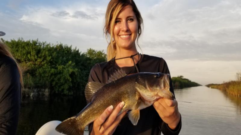 Deep Everglades Bass Fishing 3