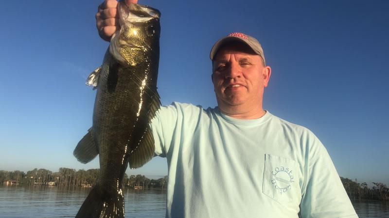 Friday Orlando Bass Fishing 2