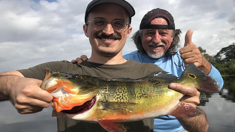 Holiday Broward County Fishing for Exotic Peacock Bass