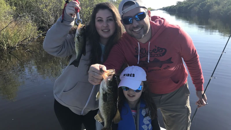 Excellent Alligator Alley Fishing