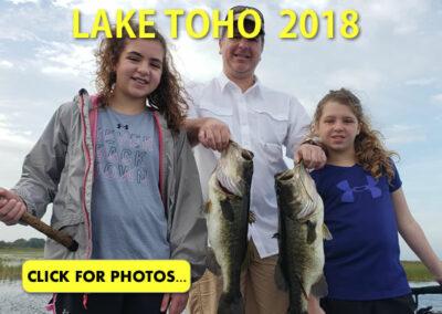 2018 Lake Tohopekaliga Pictures