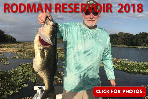 2018 Rodman Reservoir Pictures