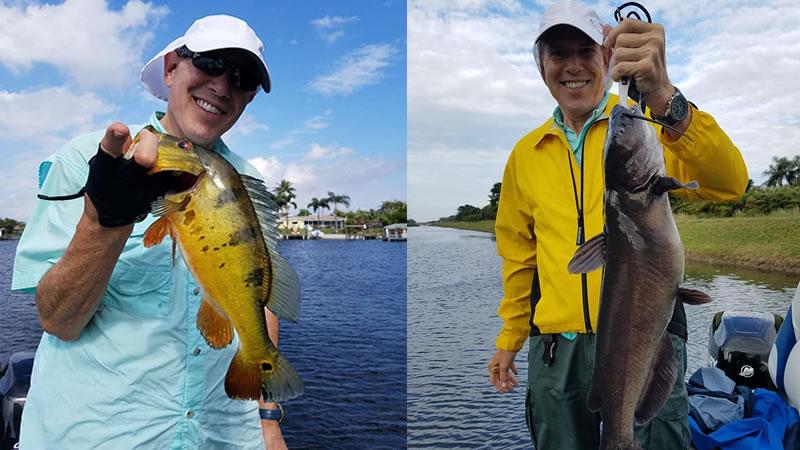 exotic bass fishing charters 1