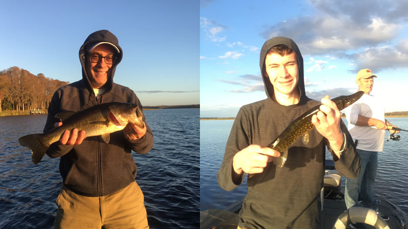 Central Florida Weekend Fishing Report 3