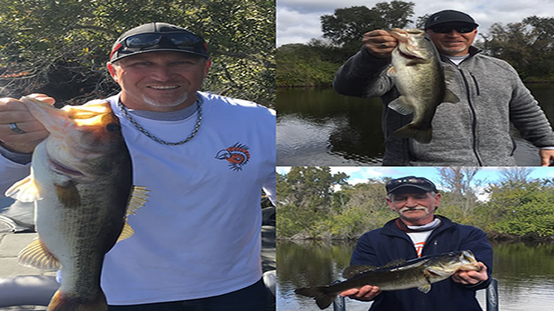 Central Florida Weekend Fishing Report 4