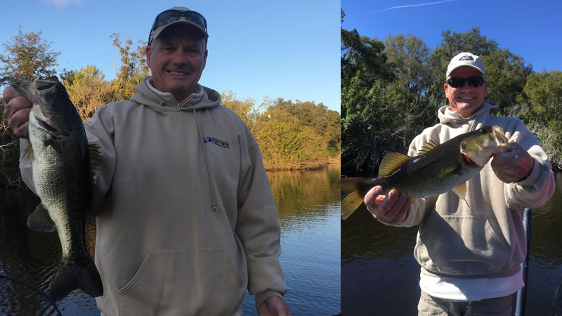 Central Florida Weekend Fishing Report 5