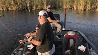 February Everglades Fishing Charters 1