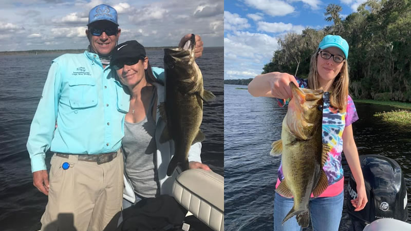 February Trophy Bass Fishing 3