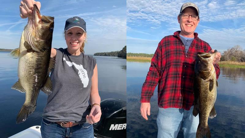 February Trophy Bass Fishing Charters 3