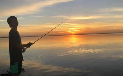 Bank Fishing For Bass