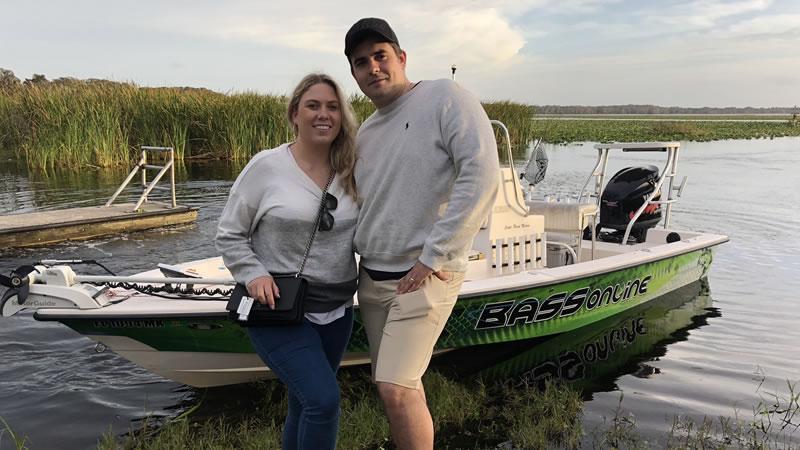 Orlando fishing charters Florida