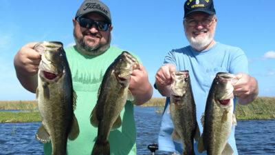 Two Boat Okeechobee Fishing 1