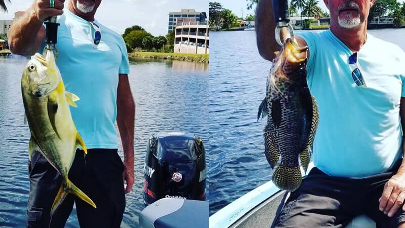 Three Different Species Fishing 5