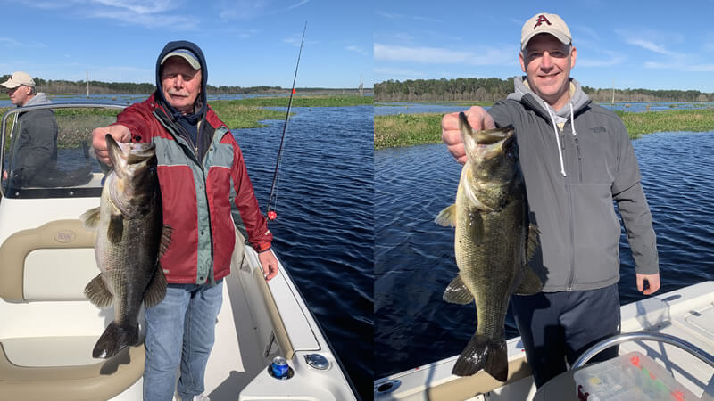 Wonderful Rodman Reservoir Fishing 1