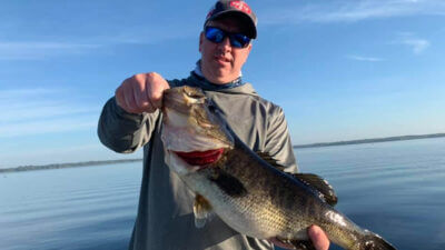 April Trophy Bass Fishing 2