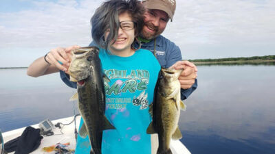 Kissimmee Bass Fishing Experience 2