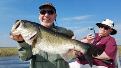 Lake Okeechobee Keeper Fishing 1