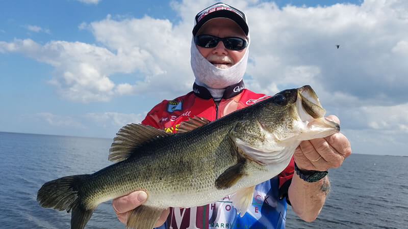 Lake Okeechobee Keeper Fishing 2