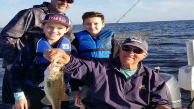 Lake Okeechobee Keeper Fishing 4