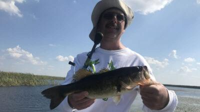 Lake Okeechobee Traveler Fishing 1