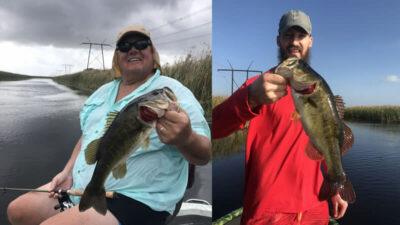 Lake Okeechobee Traveler Fishing 5