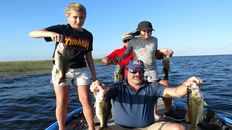 lake trout family fish vacations