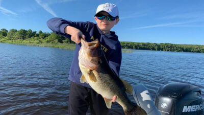 most anglers use big bait for big bass