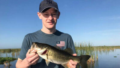 Okeechobee Toad Bass Fishing 1