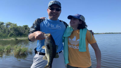 Florida Artificial Bass Fishing 3