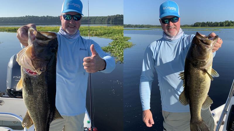 Hot Water Bass Fishing 1
