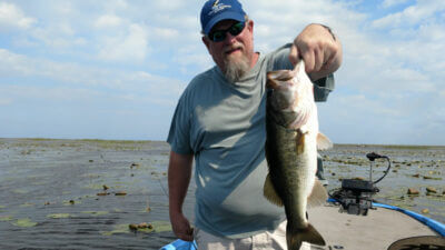 Morning June Bass Fishing 1