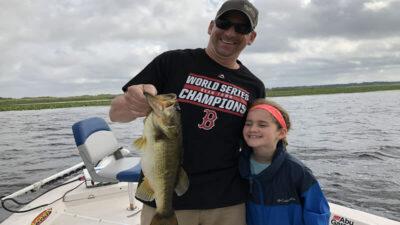Open Water Toho Fishing