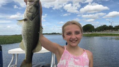 Open Water Toho Fishing 4