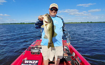 Butler Artificial Bass Fishing in Central Florida with Local Expert