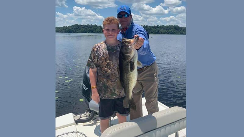 Hot Rodman Reservoir Fishing 2
