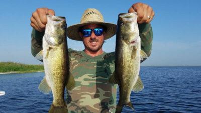 July Lake Okeechobee Fishing 2