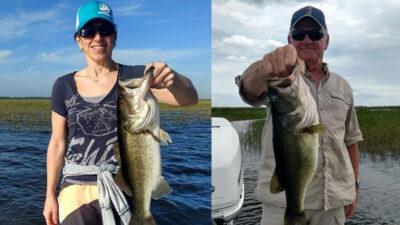 July Lake Okeechobee Fishing 4