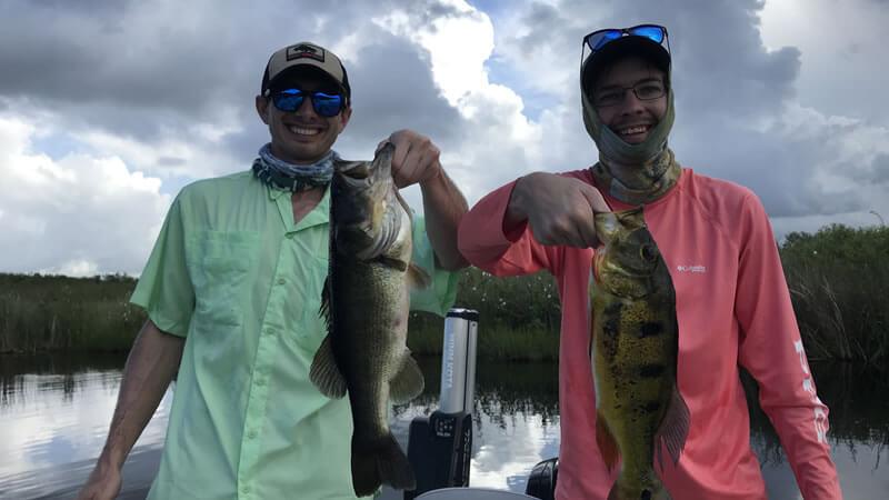 Summer Everglades Fishing Adventure