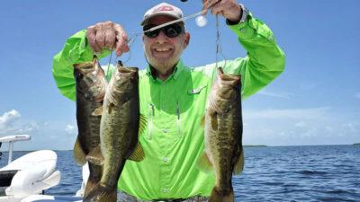 August Lake Okeechobee Fishing 2