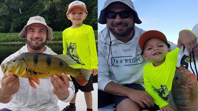 Florida Snakehead Fishing Charter 1