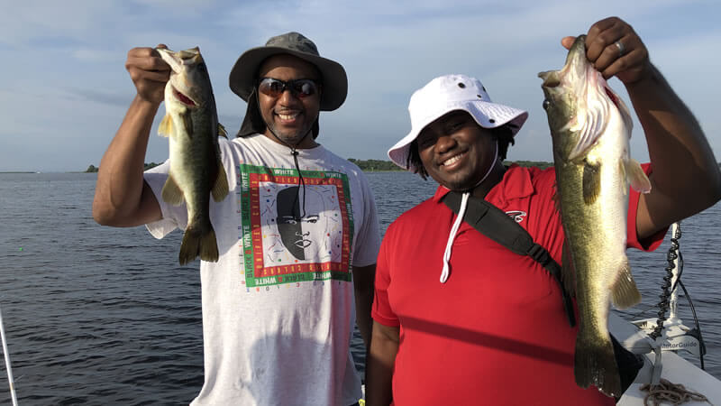 The Best Summer Fishing For Bass
