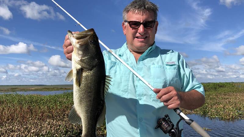 Summer Big Bass Fishing 2