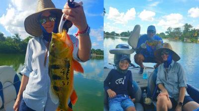 Summer Rain Exotic Fishing 3