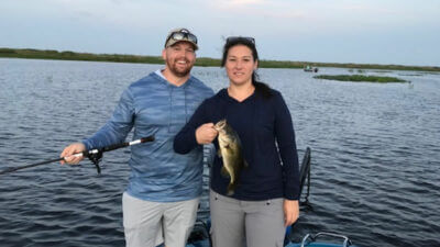 Belle Glade Fishing Trip 1